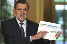El Gobierno se aplica la subida a funcionarios y Rajoy ganará 65 euros más al mes