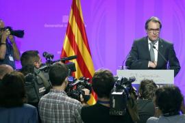 Mas: «El 27-S plantea a los catalanes si quieren una Cataluña independiente»