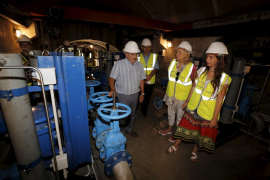 Emaya proyecta construir una central eléctrica en los embalses de la Serra