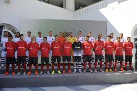 El Levante pondrá a prueba el Mallorca del 'Chapi' en el Trofeo Ciutat de Palma