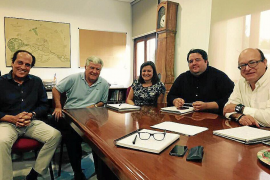 El Consell da el visto bueno a que el cable de alta tensión en Alcúdia discurra por la carretera