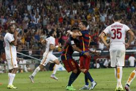 El Barça se lleva el Gamper