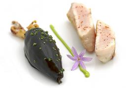 San Pedro con arroz de calamar Fernando P. Arellano