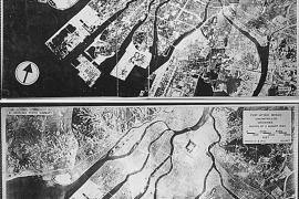 70 aniversario del ataque a Hiroshima.