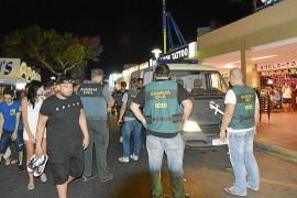 Diez detenidos en una operación por estafas con tarjetas de crédito en Magaluf