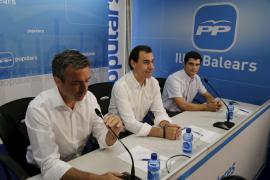 Génova da por cerrada la crisis del PP y 'bendice' a Vidal como presidente