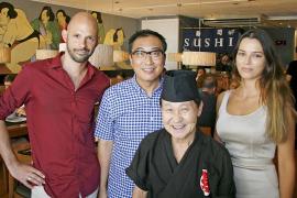 El japonés que causa sensación en Menorca