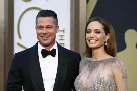 LOS ANGELES. CINE. Los actores Brad Pitt y Angelina Jolie se casaron en secreto.