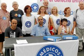 Balears ya ha asignado médico a 375 inmigrantes sin papeles