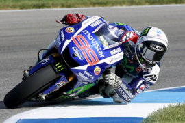 Márquez da un paso adelante y Lorenzo retrocede varias posiciones