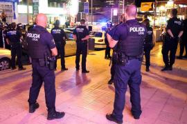 Cort no tiene dinero para pagar los veinte policías que prometió para la Platja de Palma