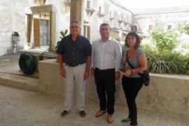 El Consell quiere una ubicación definitiva para la colección de Sant Jeroni