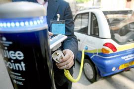 El Govern destinará 300.000 euros para puntos de recarga de vehículos eléctricos