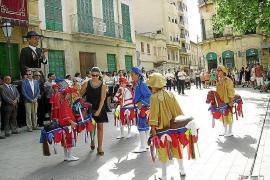 Llucmajor celebra Santa Càndida con cambios en el protocolo religioso