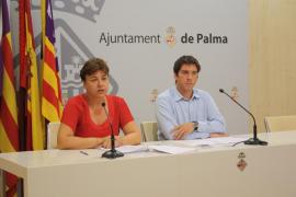 Los 48 centros escolares de Palma contarán  con un auxiliar técnico de mantenimiento