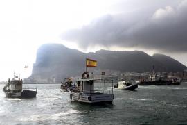 Reino Unido acusa a España  de entrar ilegalmente en aguas de Gibraltar