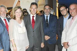 Cena de verano en la residencia del cónsul de Marruecos