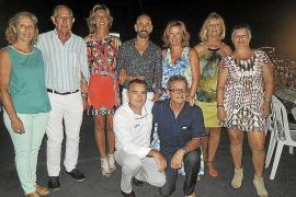 Cena de verano en el Club Náutico s'Arenal