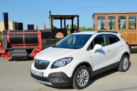Opel Mokka 1.6 CDTI, mucho más fino y eficiente