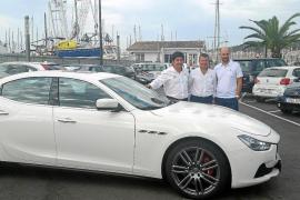Auto Vidal Balear,  nuevo concesionario oficial Maserati en Mallorca