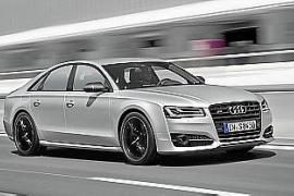 Nuevo Audi S8 plus: prestaciones deportivas al más alto nivel