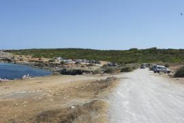 Felanitx delimitará el aparcamiento en la zona protegida de las playas de es Babo y s'Algar