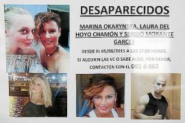 Seis días sin Marina, Laura y Sergio, una desaparición de «alto riesgo»