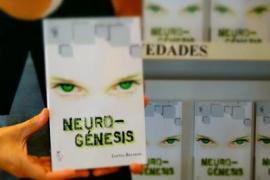 Lluvia Beltrán presenta su 'Neurogénesis' en Norma Cómics