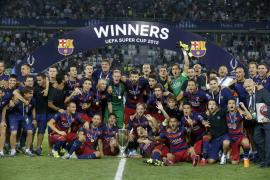 El Barcelona se convierte en el equipo con más titulos internacionales del mundo