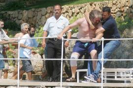 La piscina de Pedro J. Ramírez, inicio de la lucha por el derecho de paso por la costa