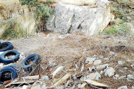 Un yacimiento catalogado de Can Pastilla es un basurero