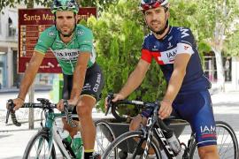 La Vuelta cita a Mas y Reynés