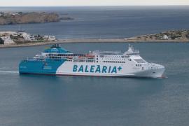 La naviera Baleària, con 26 millones, duplicó su beneficio en 2014