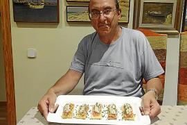 Coca de sardina de Marcos Pieras