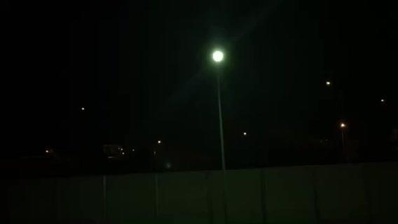 Denuncian el exceso de ruido de la obras nocturnas de la autopista