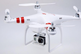 La policía investiga si un dron hallado en Son Ferriol era usado para robar