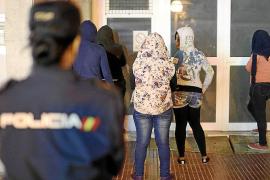 Gran operación contra la violenta prostitución nigeriana en la Platja de Palma