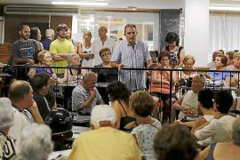 Más agentes de policía y control de horarios para  frenar los abusos en la Platja de Palma