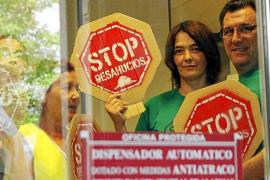 Los jueces dictan en 2015 más de mil órdenes de desahucio en Balears