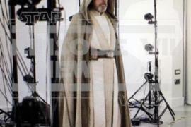 Filtran la primera imagen de Mark Hamill en 'El Despertar de la Fuerza'