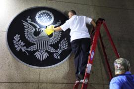 Kerry llega a Cuba para la reapertura de la embajada de EEUU