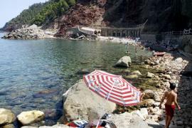 El GOB se opone a la construcción de una playa artificial en Cala Estellencs