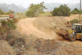 Las obras de la nueva rotonda de Son Reus durarán nueve meses
