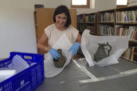 El hallazgo de Santueri confirma la presencia estable de los bizantinos en la Isla