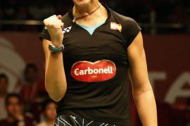 Carolina Marín, a la final del Mundial de bádminton