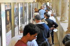 Exposición en la Seu acerca de la vida y obra de Fray Junípero Serra