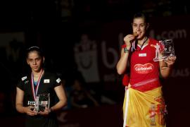 Carolina Marín revalida su título mundial de bádminton