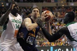 España muestra más intensidad y acierto en su victoria ante Senegal