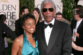 Muere apuñalada una nieta del actor Morgan Freeman