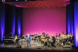 The Old and New Big Band, jazz, fusión y blues en Pollença